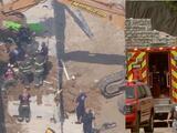 """""""Quedó enterrado vivo"""": surgen más detalles del accidente que cobró la vida de un trabajador hispano"""