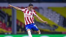 Uriel Antuna ve a Chivas campeón con unión y sacrificio