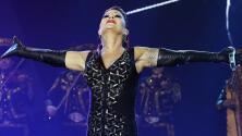 La Guzmán: 'Agradecida y bendecida de haber cantado con Juan Gabriel'