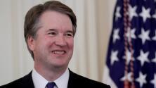 Brett Kavanaugh, el nominado por el presidente Trump a magistrado de la Corte Suprema
