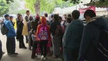La violencia en México obliga a miles de migrantes a dejar sus hogares e ir en busca de asilo a EEUU