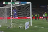 Rubens Sambueza se queda cerca de la igualada ante Bravos