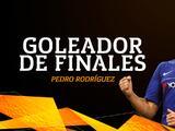 ¡Histórico! Pedro Rodríguez quedará inmortalizado en Europa y Champions League