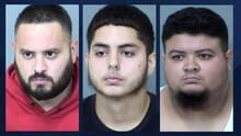 Parada de tráfico en Arizona termina con un decomiso de droga y tres arrestos