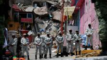 Así avanzan las labores de rescate tras el deslave del Cerro del Chiquihuite cerca de la Ciudad de México