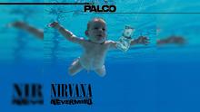 El bebé de la portada del álbum 'Nevermind' demanda a Nirvana