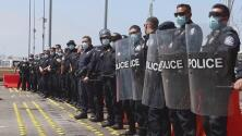 ¿A qué se debió el cierre temporal de la frontera entre Tijuana y California? Les contamos
