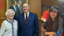 Inspirado en George H.W. Bush, Omar grabará las cartas de amor que le escribió a Argelia