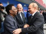 Vladimir Putin estará en la Clausura de la Copa Confederaciones