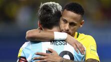 Brasil y Argentina presentaron a sus guerreros para la Final