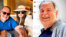 """Con Mía y desde Hawái, Raúl de Molina aclara """"si va a ser abuelito"""""""