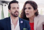 Patricio y Regina tuvieron una acalorada pelea en el trabajo tras un incidente
