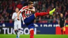 Así valora Héctor Herrera el liderato del Atlético de Madrid en LaLiga