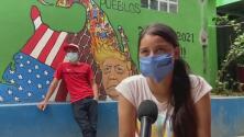 """""""Estoy desesperada"""": joven migrante libra una carrera contrarreloj por un trasplante que le permita seguir con vida"""