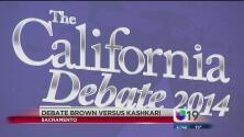 Brown y Kashkari se enfrentan frente a frente en debate