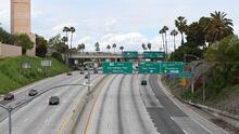 ¿Tráfico vehicular ligero o lento? Te contamos cómo se ven las vías en Los Ángeles la mañana de este viernes