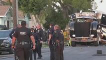 """""""Pensé que hasta aquí llegaba"""": comunidad en Los Ángeles relata cómo vivió la explosión de fuegos artificiales"""