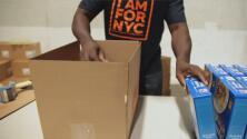 Así es como diversas organizaciones unen esfuerzos para combatir el hambre en los condados de Nueva York