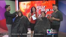 Univision LA festejó a dos madres especiales