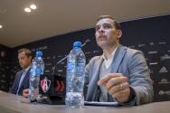 """Rafa Márquez: """"No hay mucha paciencia. Jugaremos con los resultados para la continuidad"""""""