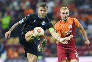 Galatasaray saca un triunfo de oro en casa ante Lazio
