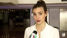 Macarena Achaga terminó en el hospital por la intensidad de las grabaciones de 'La piloto'