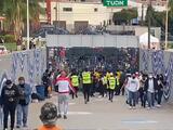 Se desata violencia entre aficionados previo al Atlético de San Luis vs. América