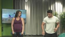 Tres ejercicios ideales que puedes hacer para tener un embarazo saludable