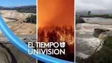¿De intensa sequía a inundaciones? Cuatro sistemas fríos pueden cambiar dramáticamente las condiciones en California