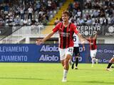 ¡Histórico! Daniel, tercero de la dinastía Maldini, anota su primer gol con el Milan