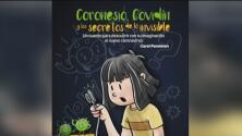 Conoce el nuevo libro gratuito y en español que les enseña a los niños sobre el coronavirus de forma divertida