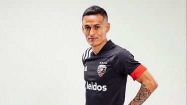Oficial: Andy Najar regresa a D.C. United en la temporada 2021