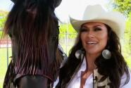 Alejandra Rojas nos cuenta de dónde nació su pasión por montar a caballo y por la música regional mexicana