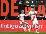 Radamel Falcao hundió al Barcelona; el Betis con Guardado se luce ante el Valencia