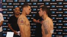 Casey Ramos y Hardy Paredes listos para 'Solo Boxeo Tecate'