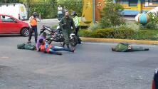 Escapan durante un traslado varios militares venezolanos detenidos por subversión