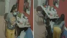 """""""Es una persona sin escrúpulos"""": una mujer utiliza a un bebé para robar en una tienda de Miami-Dade"""