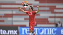 Adrián Mora, el refuerzo de último momento para Monterrey