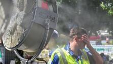 Emiten una Alerta Flex ante el intenso calor que se vive en California