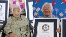 Hermanas japonesas de 107 años obtienen el récord Guinness por ser las gemelas más longevas del mundo