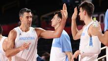 Argentina y Eslovenia terminaron con triunfo la Fase de Grupos
