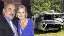 Willie Colón en delicado estado después de sufrir aparatoso accidente junto a su esposa