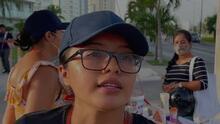 Negocio con causa: joven mexicana vende tacos para pagar su carrera universitaria en Cancún