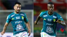 ¡Gran motivación! Meneses y Barreiro renovaron contrato con León