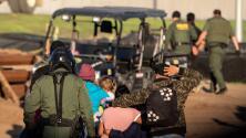 Patrulla Fronteriza se enfoca en detener grupos de migrantes para poder procesarlos y enviarlos a refugios