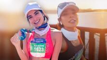 """Alejandra Espinoza pensó en """"pedir un Uber"""" y no terminar el Maratón de San Francisco (pero sí lo logró)"""
