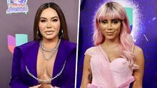 El tremendo escote de Chiquis y el look monocrómantico de Anitta dejaron apantallados a los Detectives de la Moda