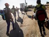 Tres hombres de Los Ángeles señalados de cobrar miles de dólares por indocumentados secuestrados cuando intentaron cruzar la frontera