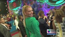 La alfombra roja de Premios Juventud