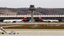 Bajo alerta aeropuerto de Madrid por posible amenaza de bomba